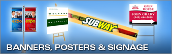 Banners, Posters, & Signage