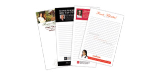 Keller Williams NotePads Section