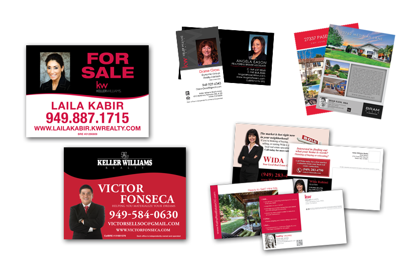 Keller Williams By JustClickPrintOnlinecom Your One Stop Shop For - Keller williams open house flyer template