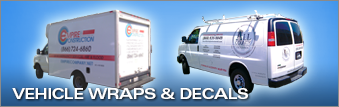 Vehicle Wraps & Decals