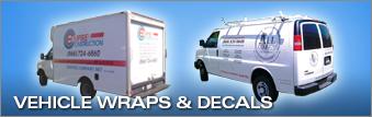 Vehicle Wraps & Decals