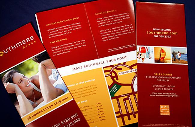 Brochures Mailer
