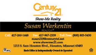 Century 21 Business Card - horizontal - three background color - C21-Color-8