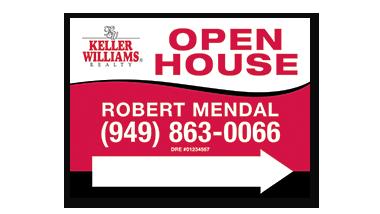 JustClickprint Online Print Publishing Graphics Shopping Center - Keller williams open house flyer template