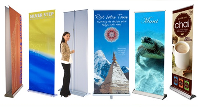 retractables Banners