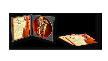 CD/DVD Insert Printing