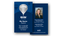 Remax - Business Card - Blue - 5