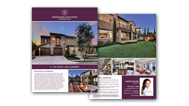Berkshire - Brochure - Vertical - Templates - 001510