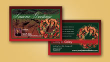 Post Cards Holiday Template