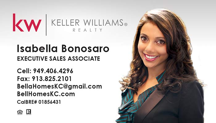 Justclickprint online print publishing graphics shopping center keller williams business card 13 wht photo flashek Image collections