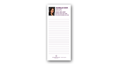 Berkshire Hathaway - 3x8 - Notepad - 01 - Photo