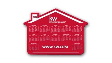 Keller Williams - Calendar House Magent - Red