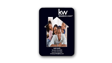 Keller Williams - Portrait Magent - BLACK