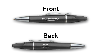Keller Williams - Ball Pen - Black - Pen0068-08-Pen0005-09-Black