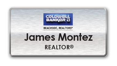 Coldwell Banker - Template - 0001 - Name Badge