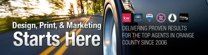 Design, Print, & Marketing Start here